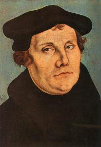 宗教改革をしたルター