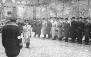 ワルシャワのユダヤ人ゲットー警察