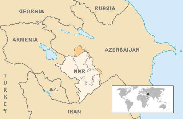 ナゴルノ・カラバフ共和国