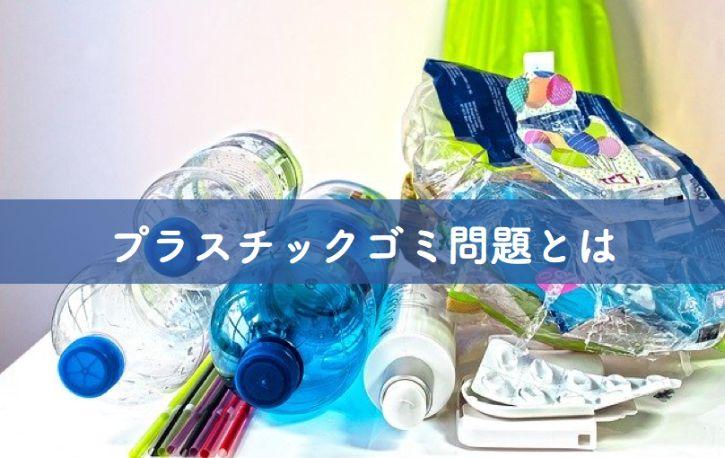 プラスチックゴミ問題とは