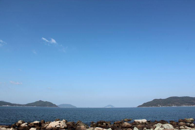 北部九州の海